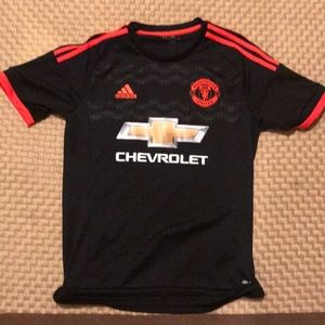 Manchester United Rare Jersey